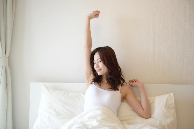 【朝30分早起きするだけ!】誰でも簡単にできる早起きダイエット