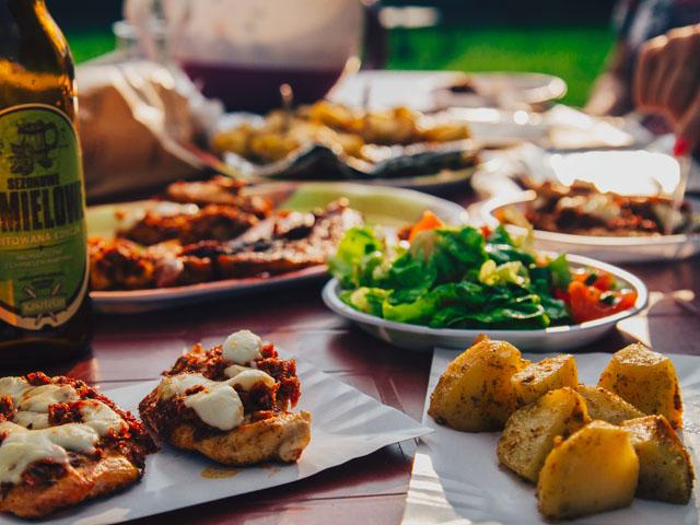 食べ過ぎちゃう人に朗報!正しい食事量が1秒でわかる方法